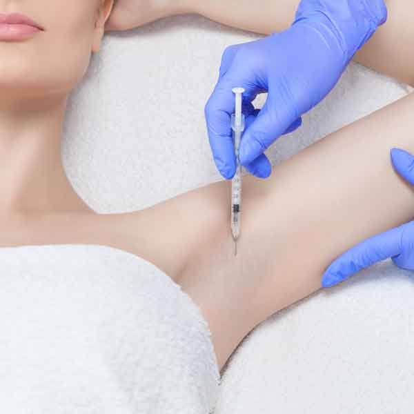 Botox® for Excessive Sweating