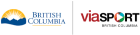ViaSport and Province of BC  Logo
