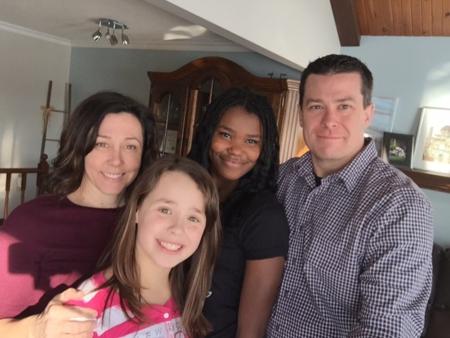 Alison Herst Family