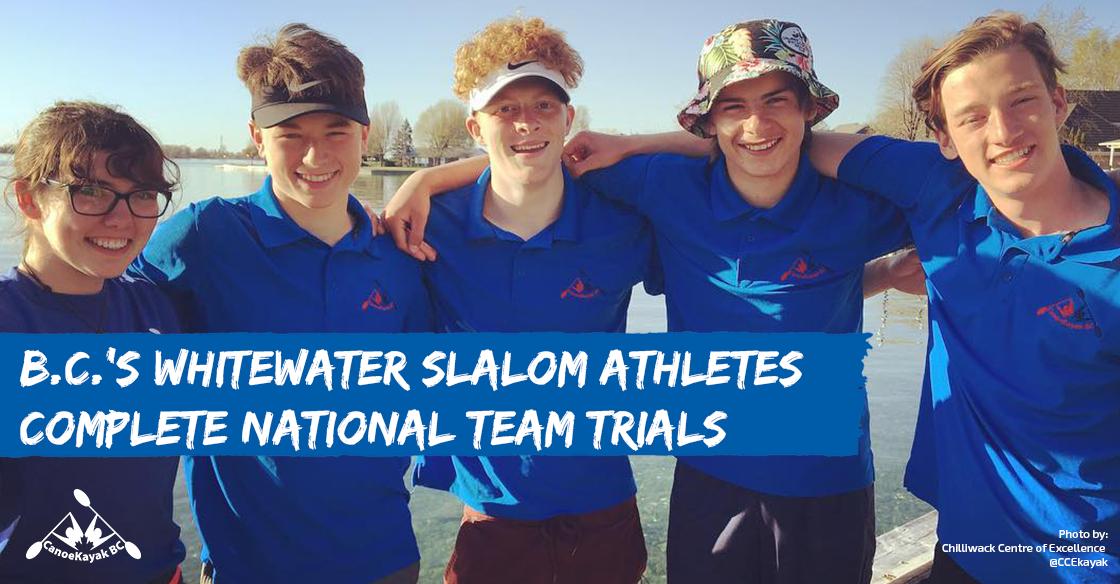 Whitewater-Trials