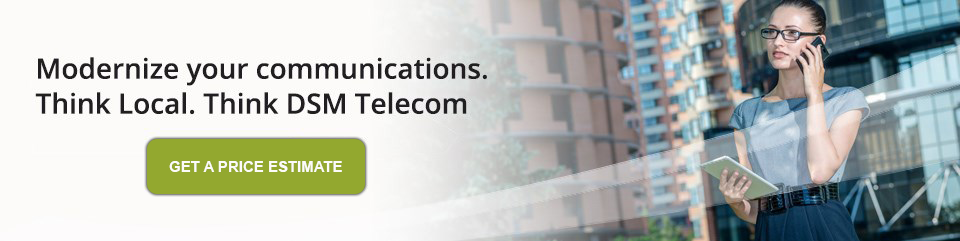 Click to read more about the benefits of DSM Telecom services
