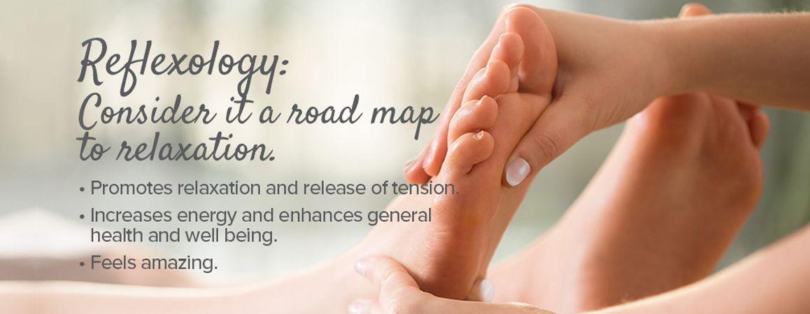 Massage Addict - Reflexology