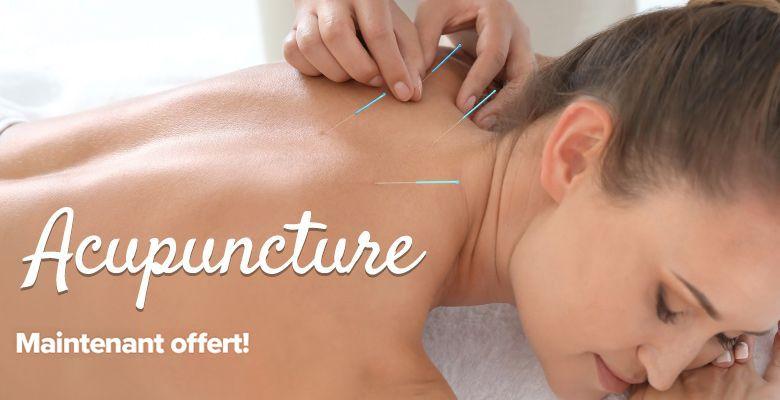 Massage Addict - Acupuncture