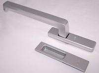 lift silver hangle
