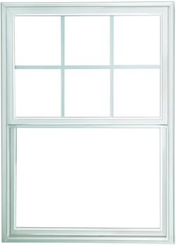 Tilt Double-Hung or Single Hung Window