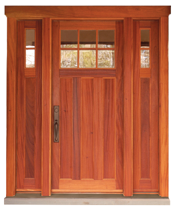 Solid Wood Entrance Systems