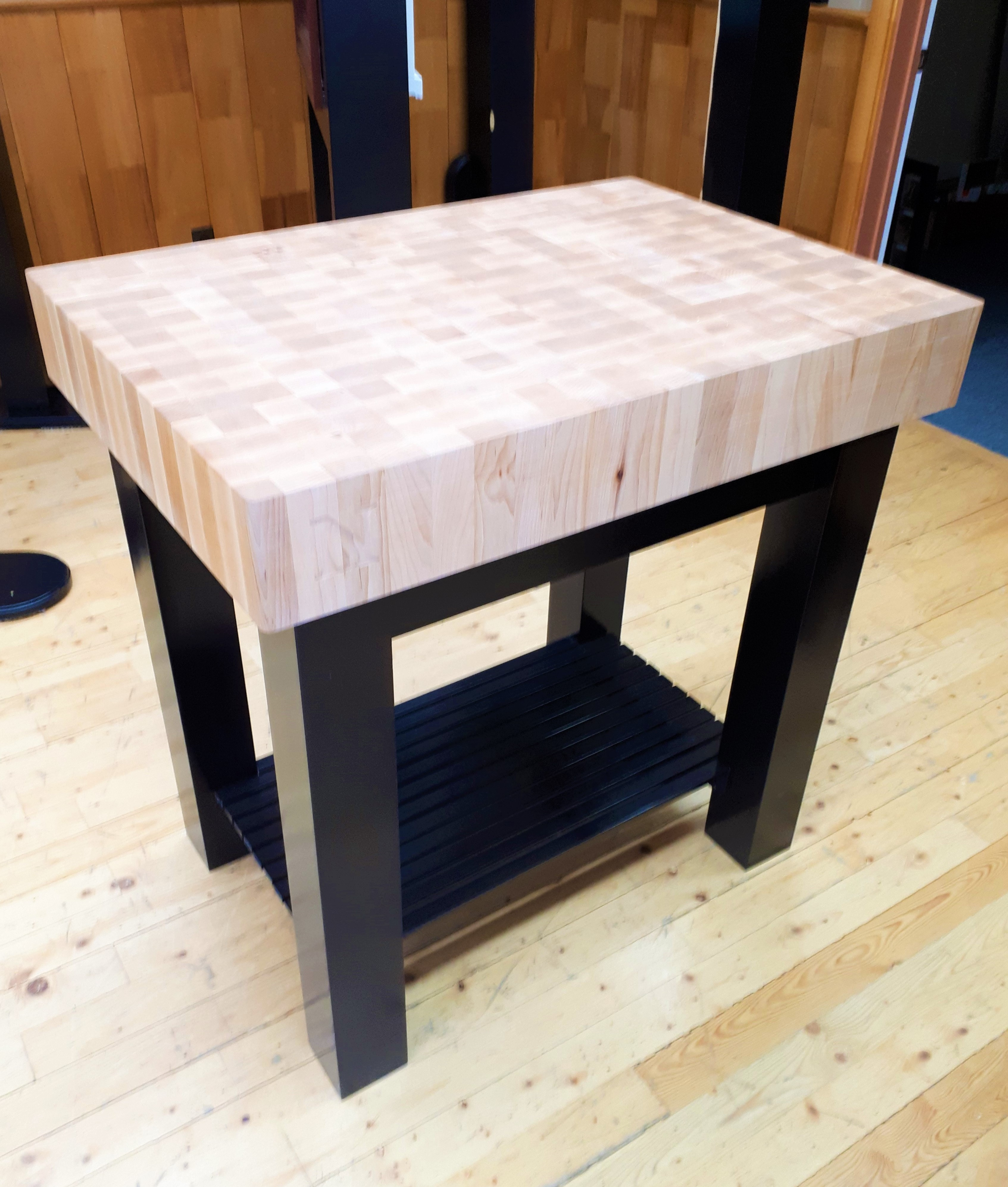 Cutting Board Table View