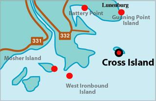 Cross Island Lighthouse