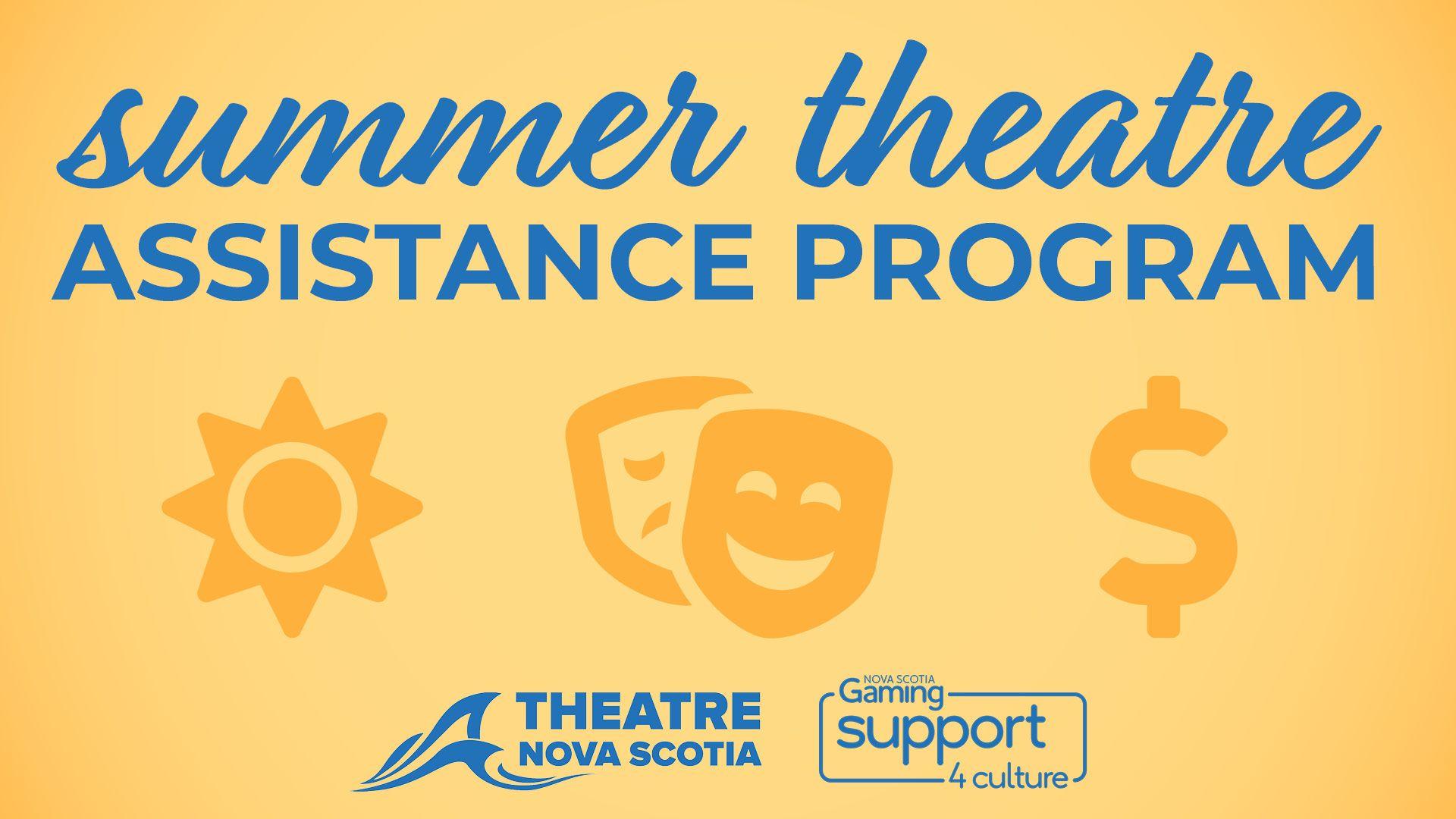 Summer Theatre Assistance Program