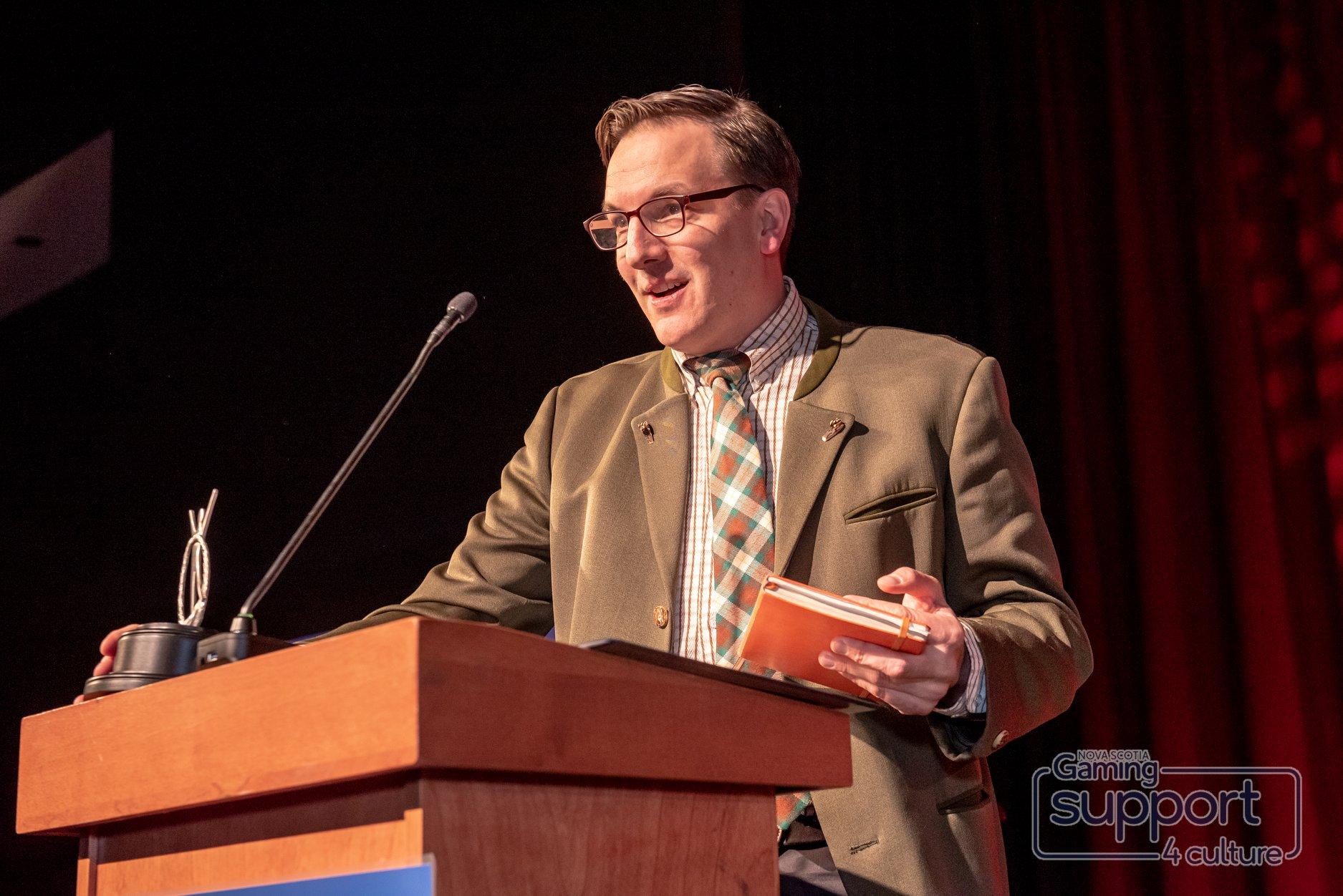2019 Outstanding Technician Award Winner: Andrew Cull