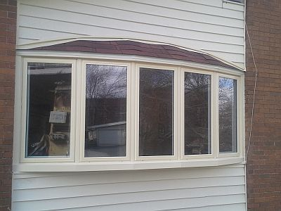 Just one of our many replacement windows in the Halifax Regional Municipality.