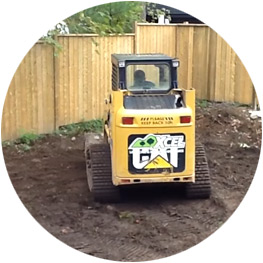 Xcel Landscaping offers excavation services.
