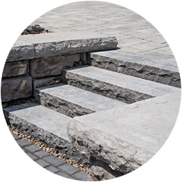 Xcel Landscaping can build and install walkways.