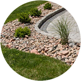 Turf grass and sod installation are specialties of Xcel Landscaping.